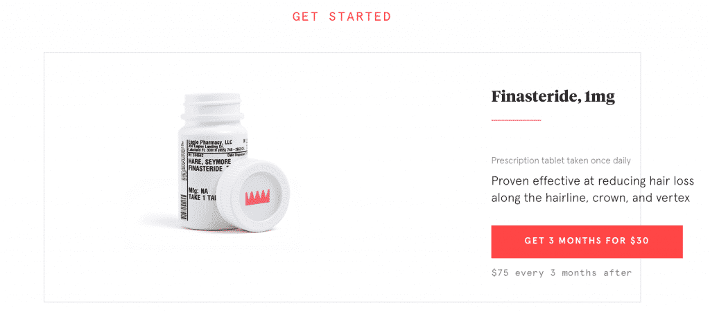 Review: Keeps Hair Loss Subscription for Men   Fin vs Fin