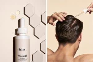 Hims Minoxidil vs rogaine