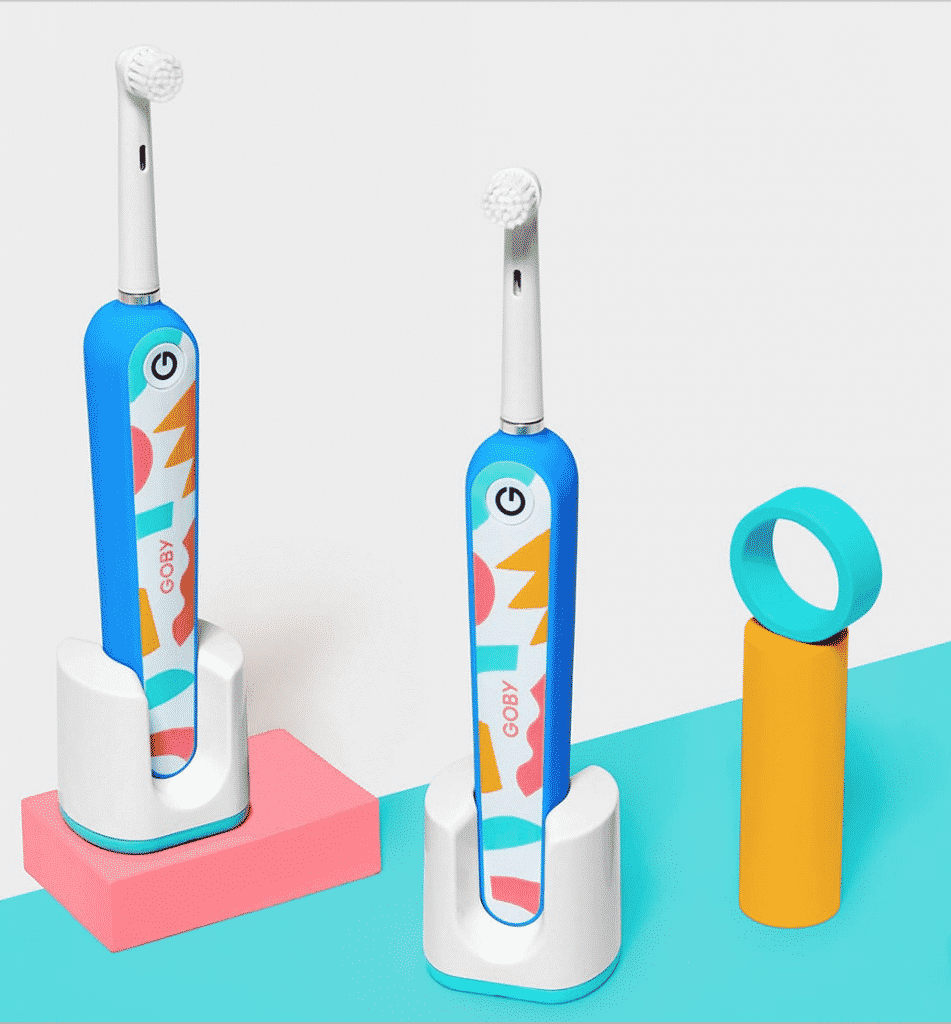 goby toothbrush subscription