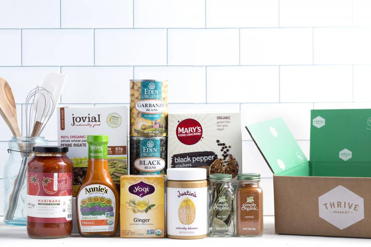 Brandless vs Thrive vs  Honest Co: The Best Online Organic Markets