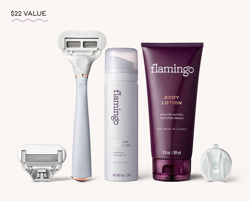 Flamingo_shave_kit