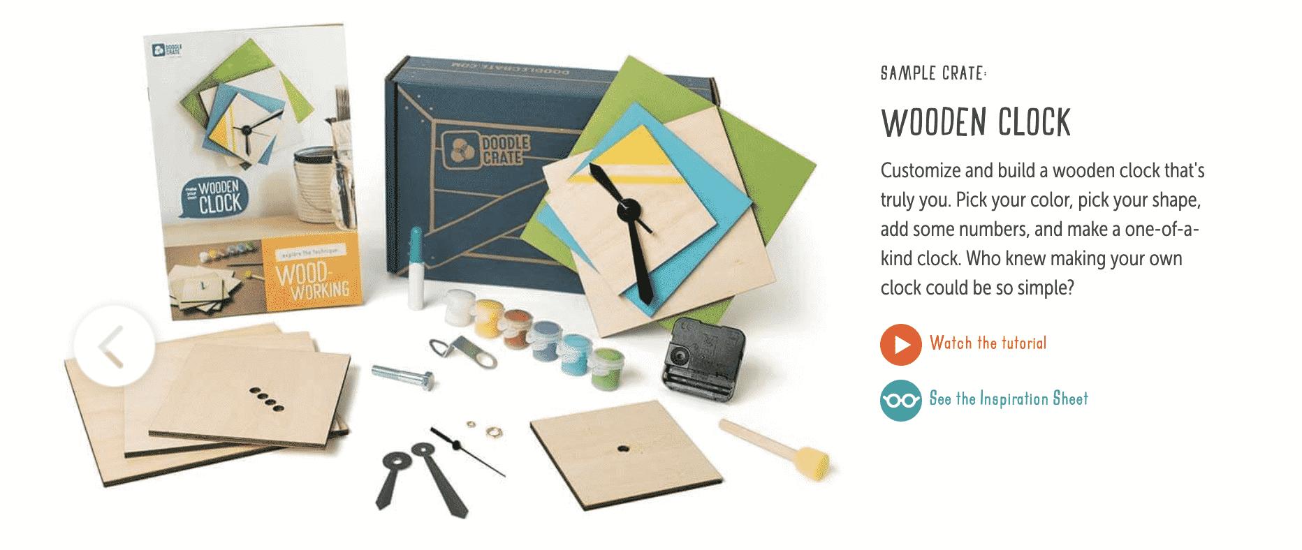 Doodle Box from KiwiCo