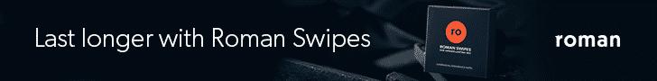 Roman PE Swipes