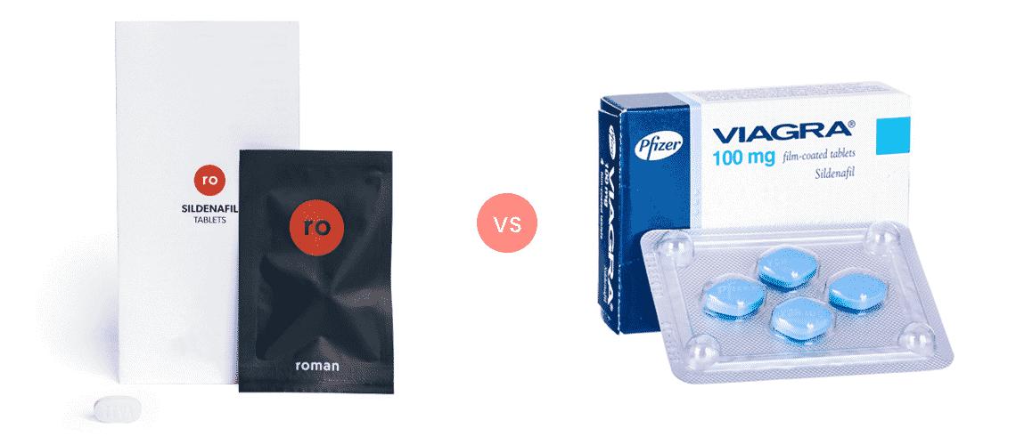 Roman vs Viagra: Which ED Treatment Works Best?