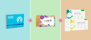 LetsGetChecked vs myLAB Box vs Everlywell