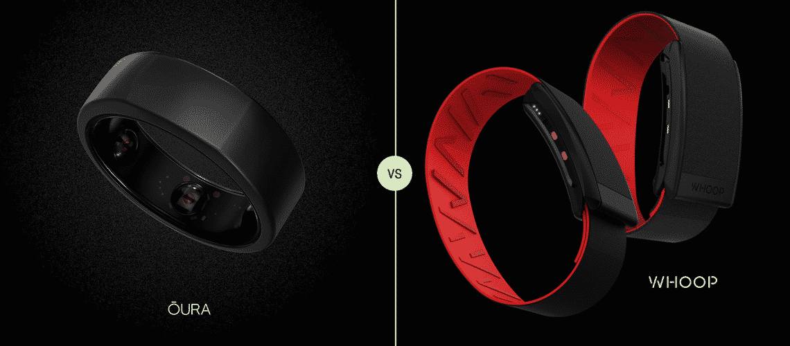 Oura vs Whoop