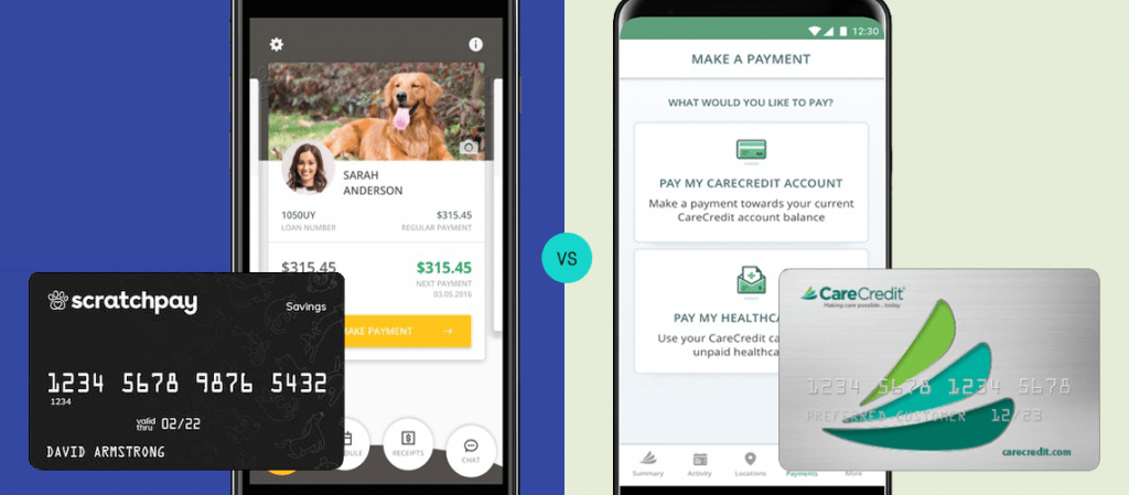 Scratchpay vs CareCredit