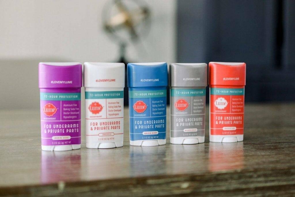 Lume Deodorants