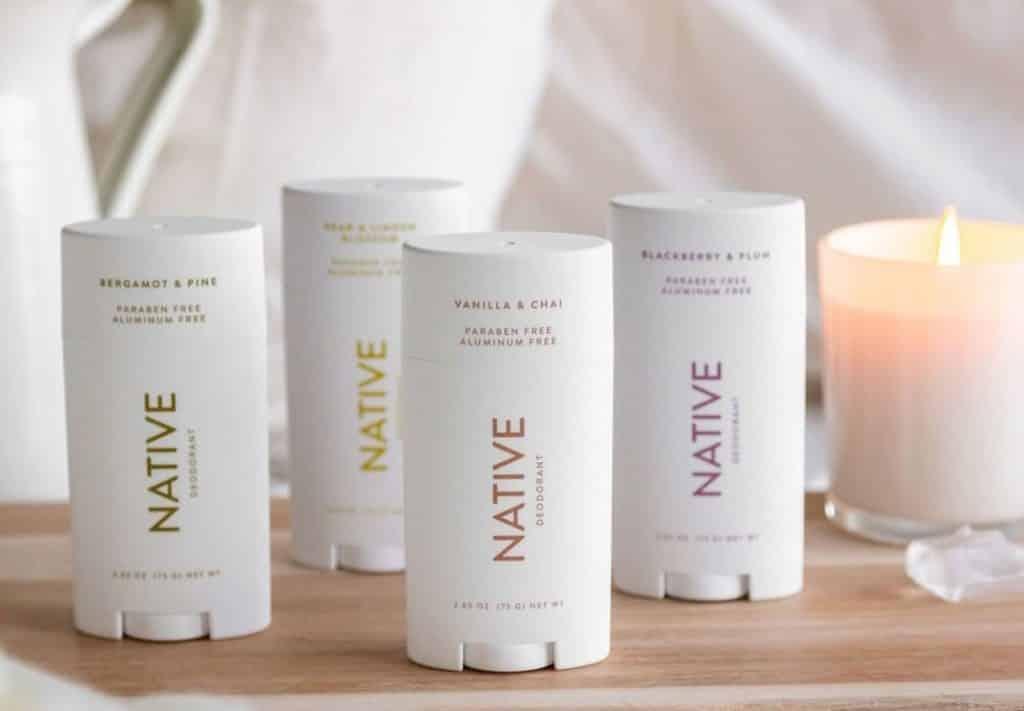 Native Deodorants