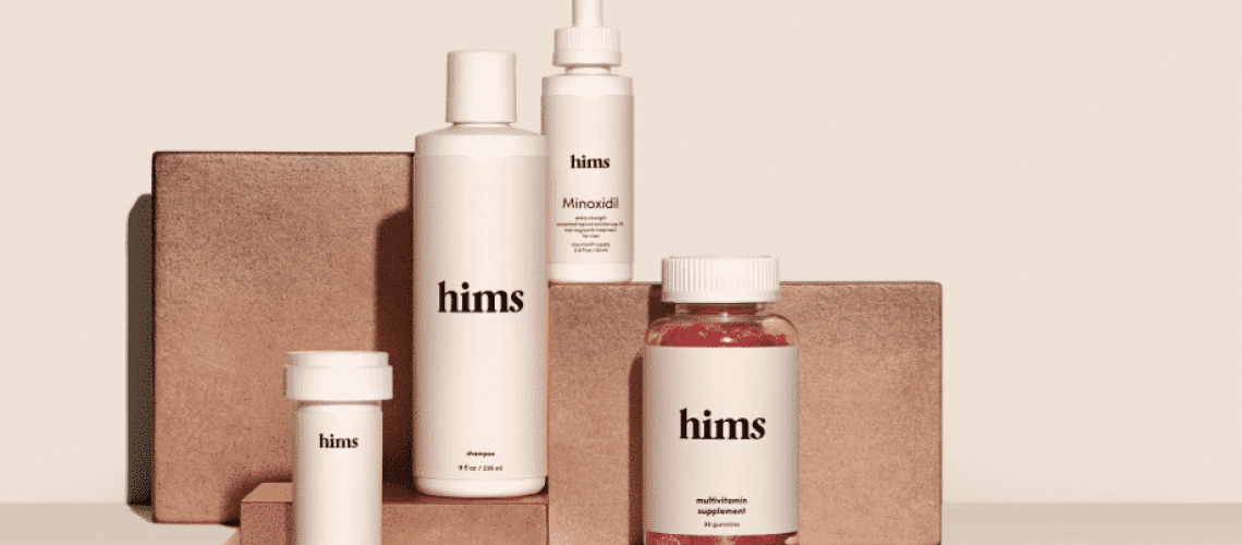 Him hair loss treatment products for men