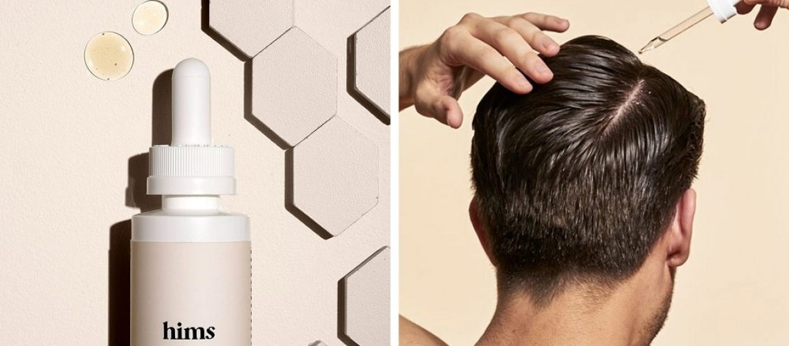 Hims Vs Rogaine What S The Best Topical Treatment For Hair Loss Fin Vs Fin