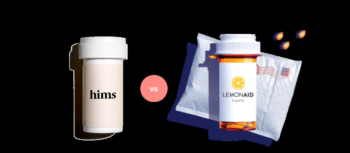 Hims vs Lemonaid: Where to Buy Men's Hair Loss Meds Online?