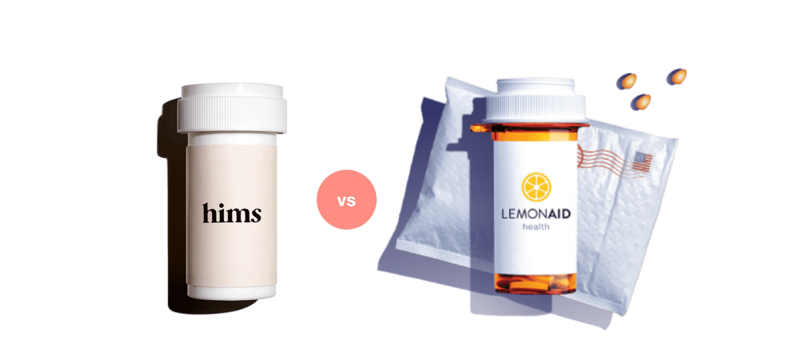 Hims vs Lemonaid: Where to Buy Men's Hair Loss Meds Online?