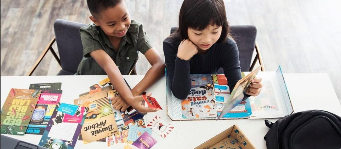 The best education subscription boxes for kids