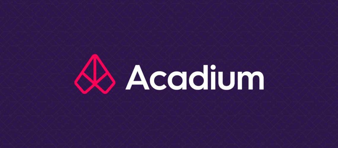 Acadium logo
