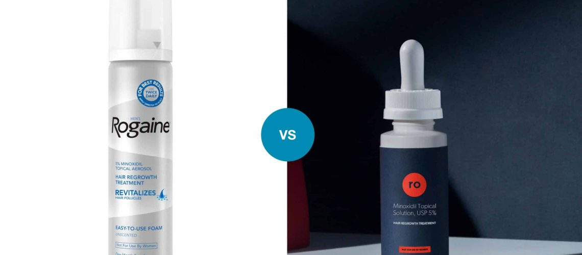 rogaine vs roman minoxidil header